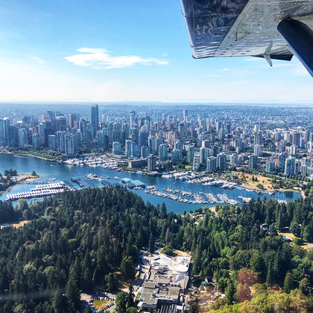 Travel Guide - 2 Weeks in British Columbia Part 1