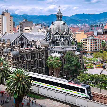 Travel Guide - Medellín: A City on the Rise
