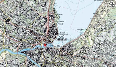 Ein kleiner Schneereport aus Genf