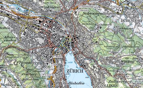 Mein Zürich