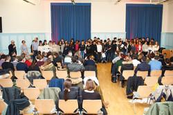 3 Klassen der Sekundarschule Kappeli