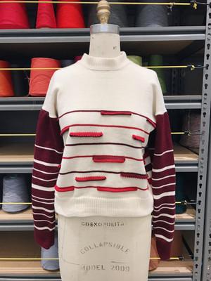 Mashine Knitted Sweater