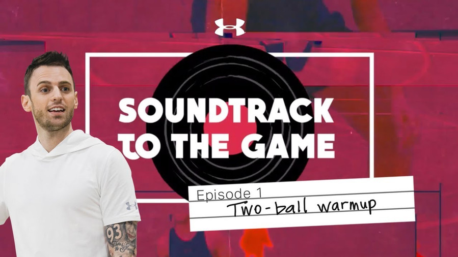 """Under Armour """"Soundtrack to the Game"""""""