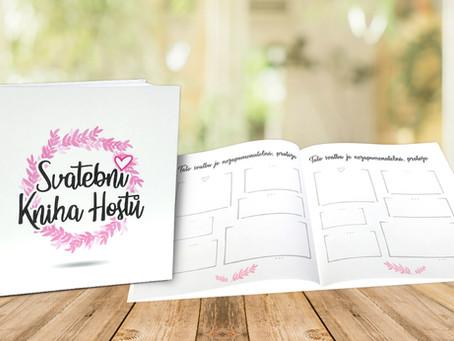 Tipy & triky Svatební knihy hostů
