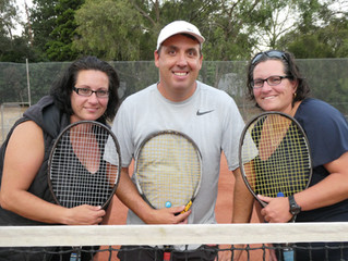 Three Club Professionals coaching at RCTC!