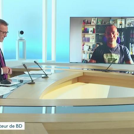1er live TV !
