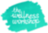 The wellness workshop logo