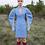 Thumbnail: SUNSET MOTH DRESS