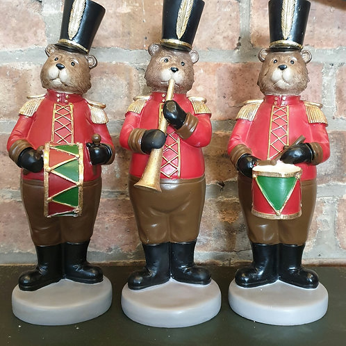 Set of 3 Bear Band