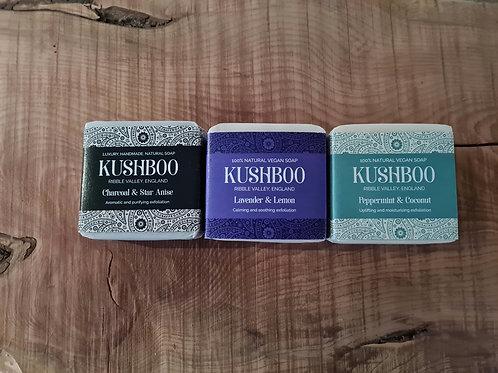 Kushboo Natural Soap