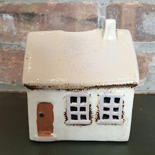 Cream House Money Box