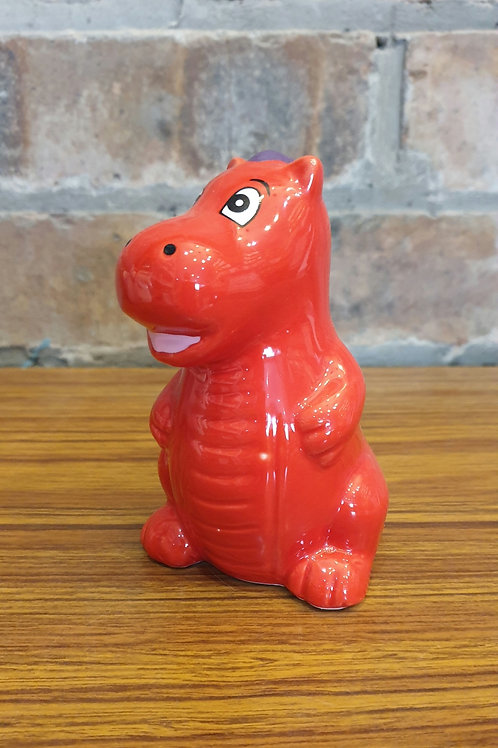 Red Dragon Money Box