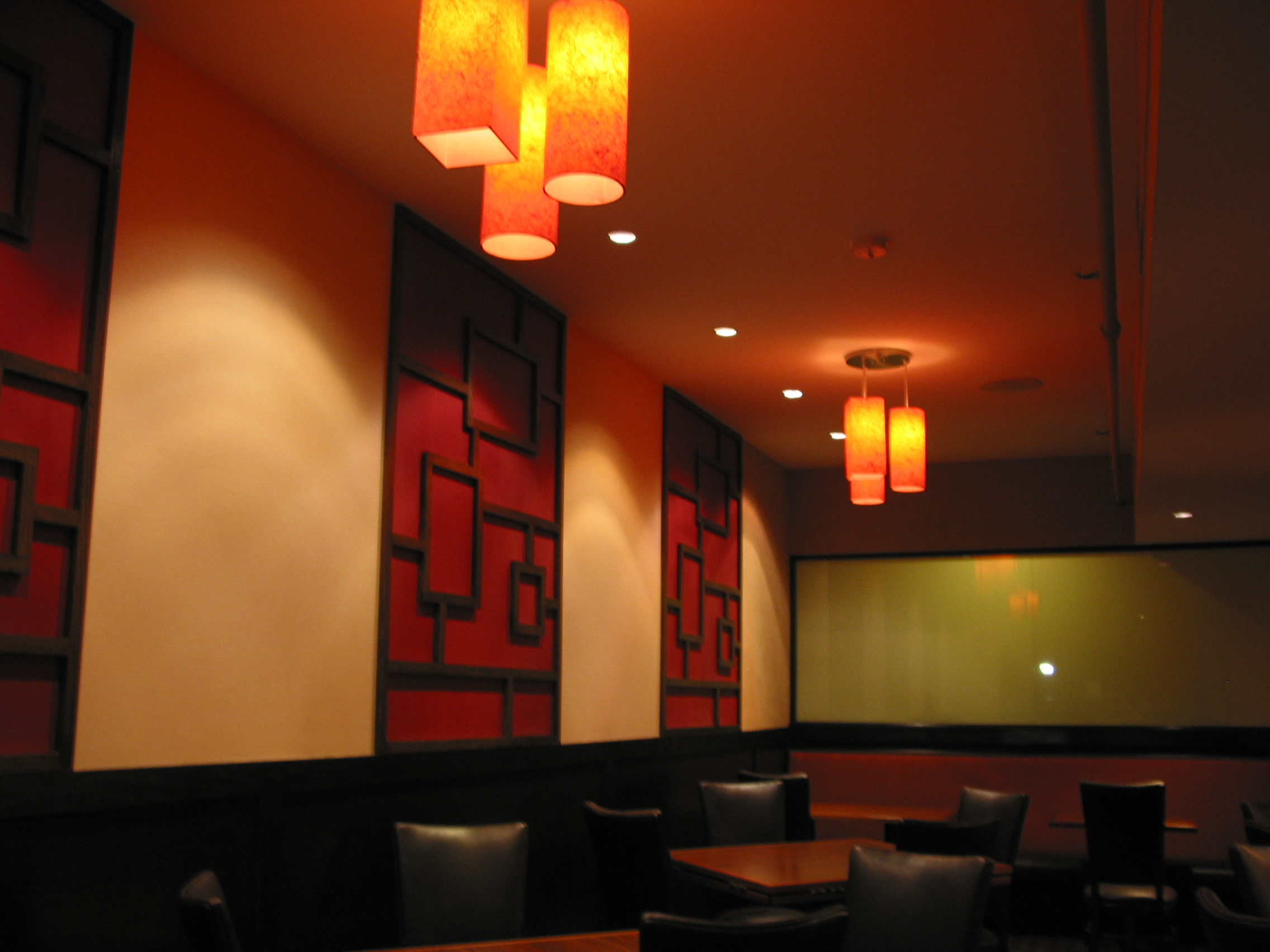 Lum Yen Dining Area