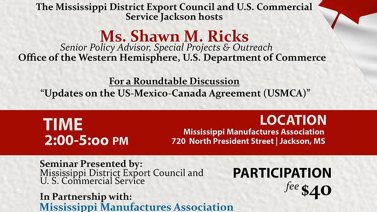 Updates on the US-Mexico-Canada Agreement (USMCA)