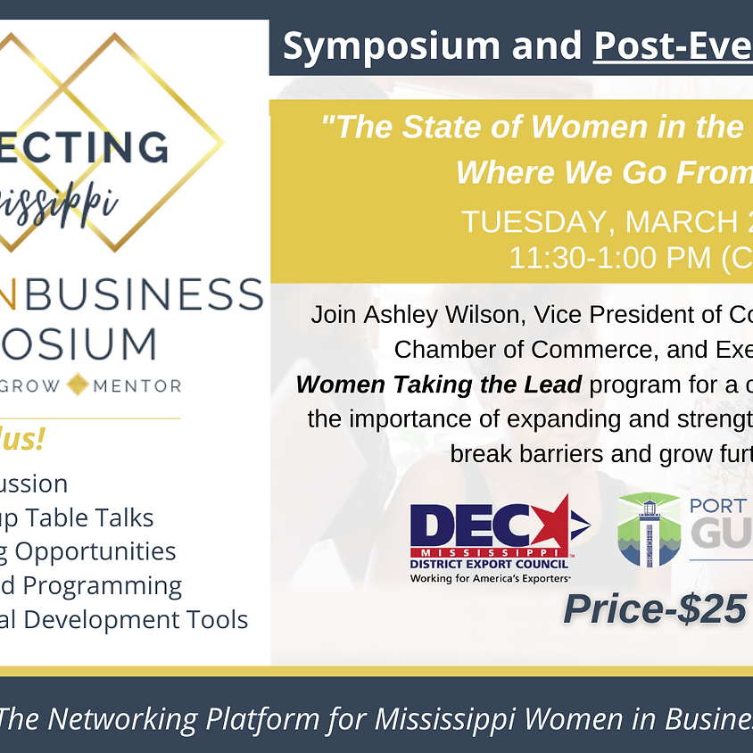 Connecting Women in Business Symposium