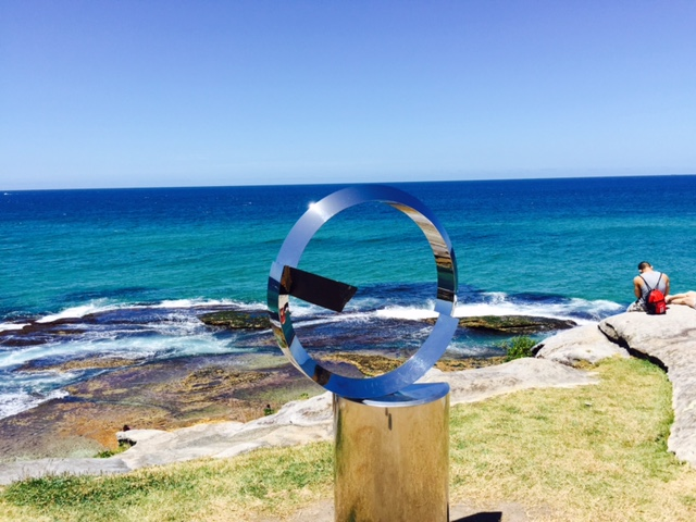 Sydney shoreline