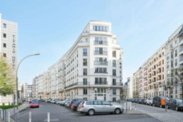Seydelstraße 24 10117 Berlin-Mitte  Penthouse mit großer Süd-West-Terrasse