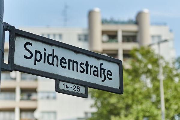 Spichernstraße 9, 10777 Berlin, Wilmersdorf