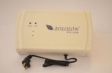 Eolozon Plus maquina generadora de ozono fungicida y bactericida, sirve para la desinfección de espacios y eliminación de malos olores.