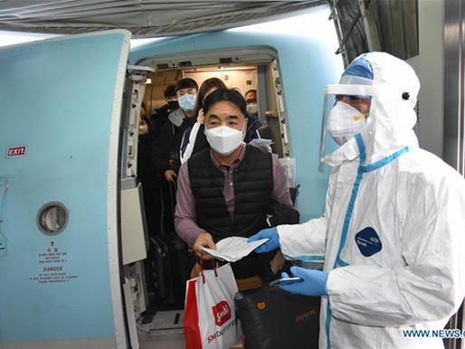 Ozono: Un Arma Poderosa para Combatir el brote de COVID-19