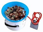 Ozono Sauna Spa generador de vapor ozono