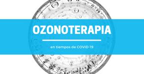 Ozonoterapia en tiempos de COVID-19