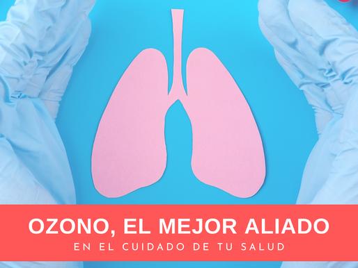 El ozono médico aliado en el cuidado de tu salud