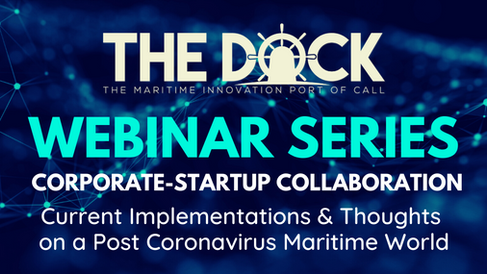 Webinar Series Corporate-Startup Collaboration