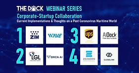 Webinar Series: Corporate-Startup Collaboration