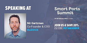 Smart Ports Summit 2020