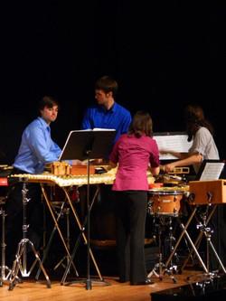 U of Michigan Percussion Ensemble