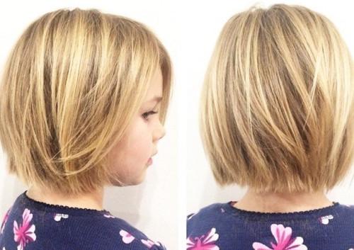 Girls Hair Cut