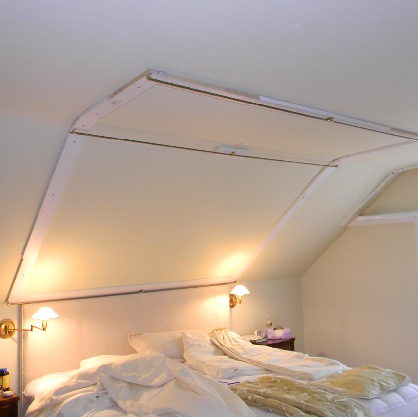Frame On Ceiling