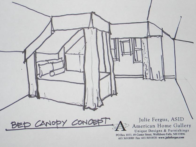 Canopy Sketch