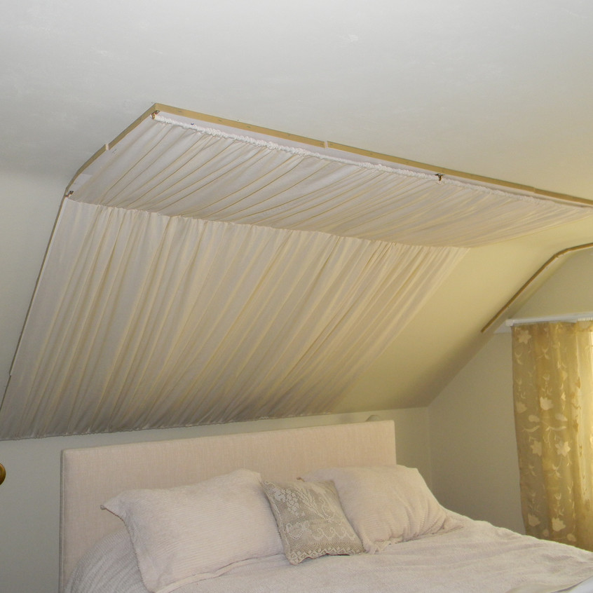 Gathered Curtain