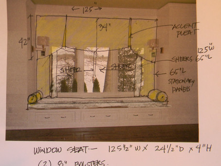 Window Treatment Designs