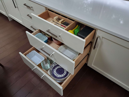 Trading a Server for Built-in Cabinetry