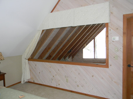 Shaped Window Covering