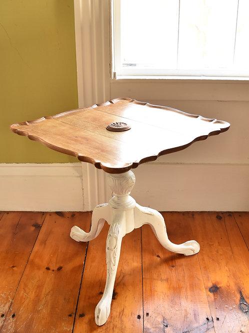 Vintage Unique Square Table