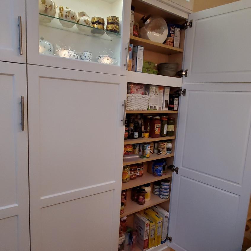 Full Wall Storage
