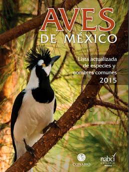 Aves de México: lista actualizada de especies y nombres comunes