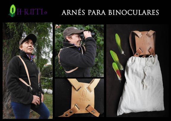 Arnés para binoculares | Binocular Harness