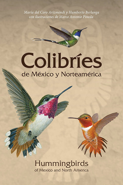 Guía de Campo: Colibríes de México y Norteamérica