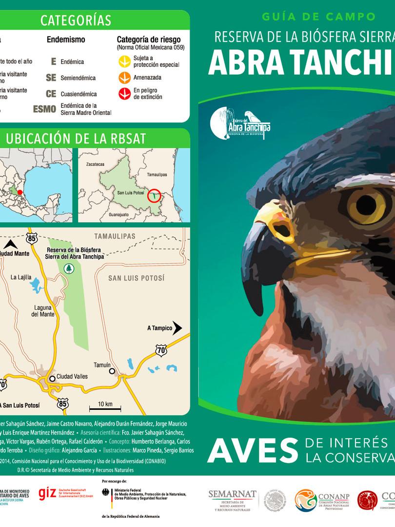 Guia de campo: Reserva de la Biósfera Abra Tanchipa