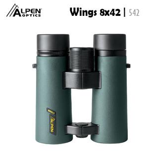 ALPEN Wings 8x42 542