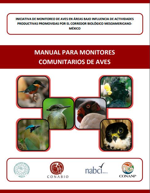 Manual para Monitores Comunitarios de Aves