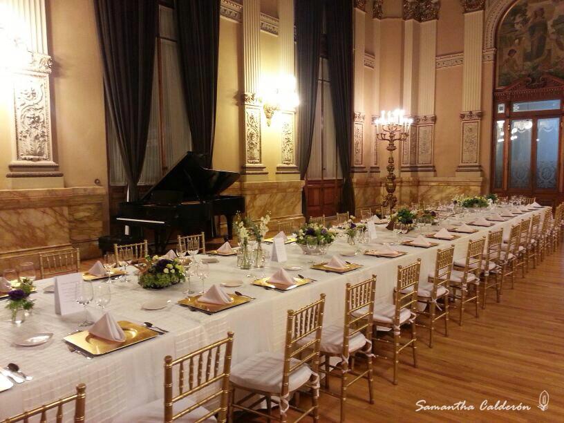 Eventos en recintos históricos | Events at Historic Venues