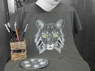 Playeras pintadas a mano   Hand-painted shirts