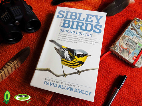 The Sibley Guide to Birds 2a ed. | David Allen Sibley