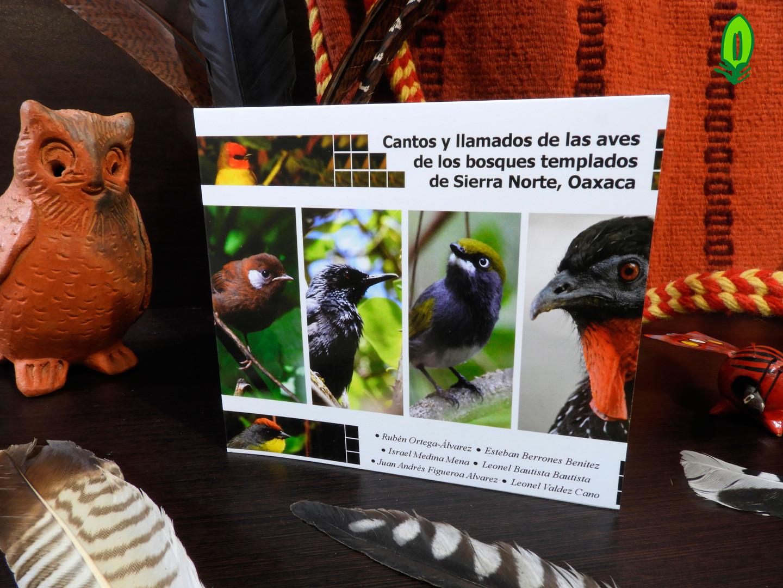 CD: Aves | CD: Birds